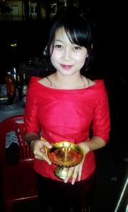 Banchetto nuziale lao - Il matrimonio buddhista