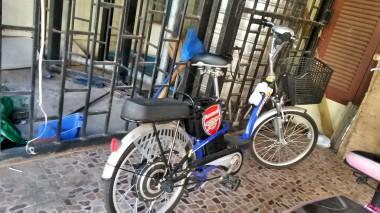 La bicicletta di Dan
