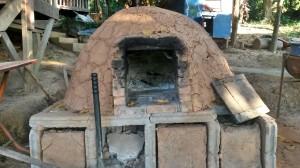 Il forno per la pizza