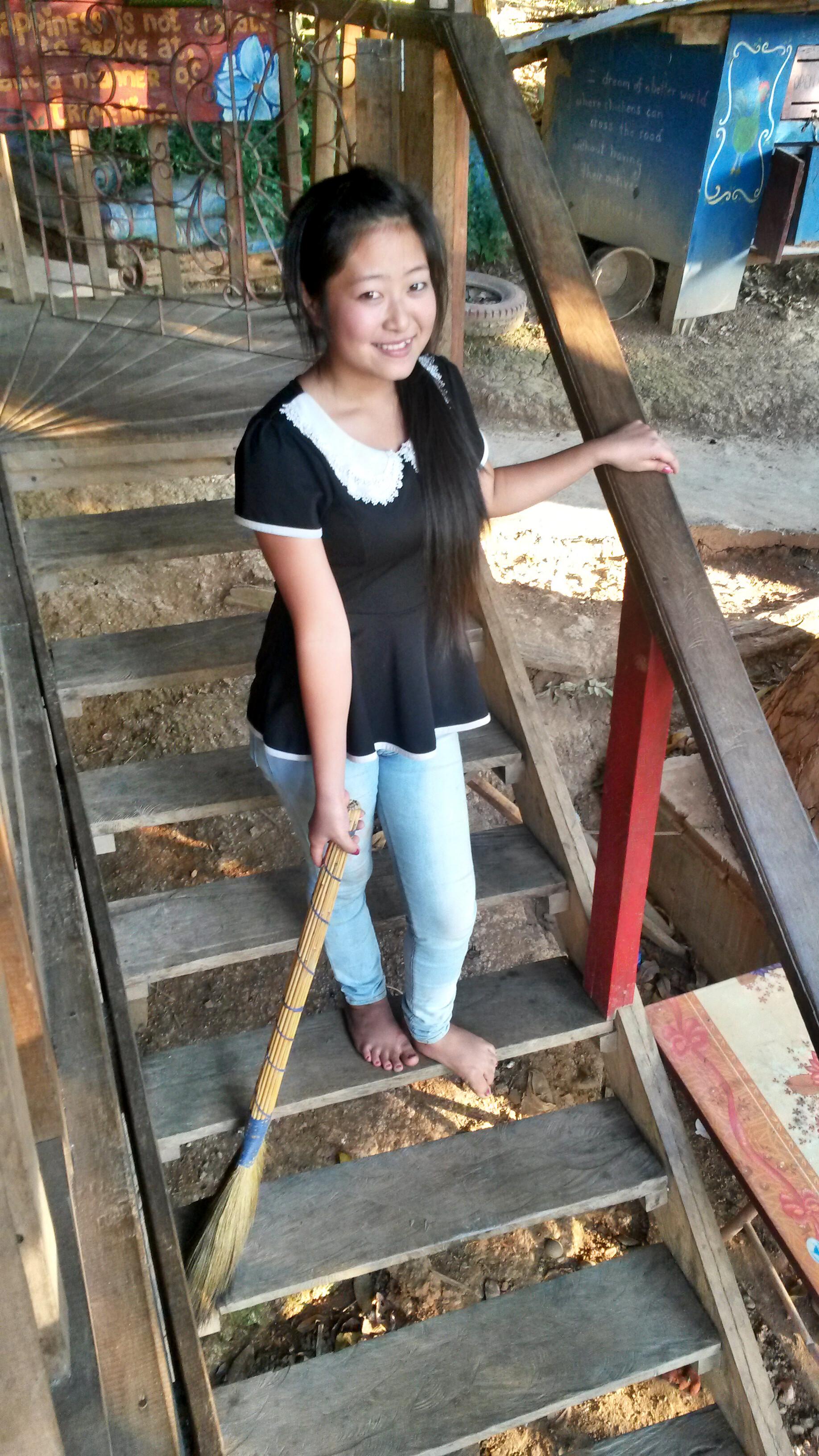 Kajsiab Project - volontariato in Laos