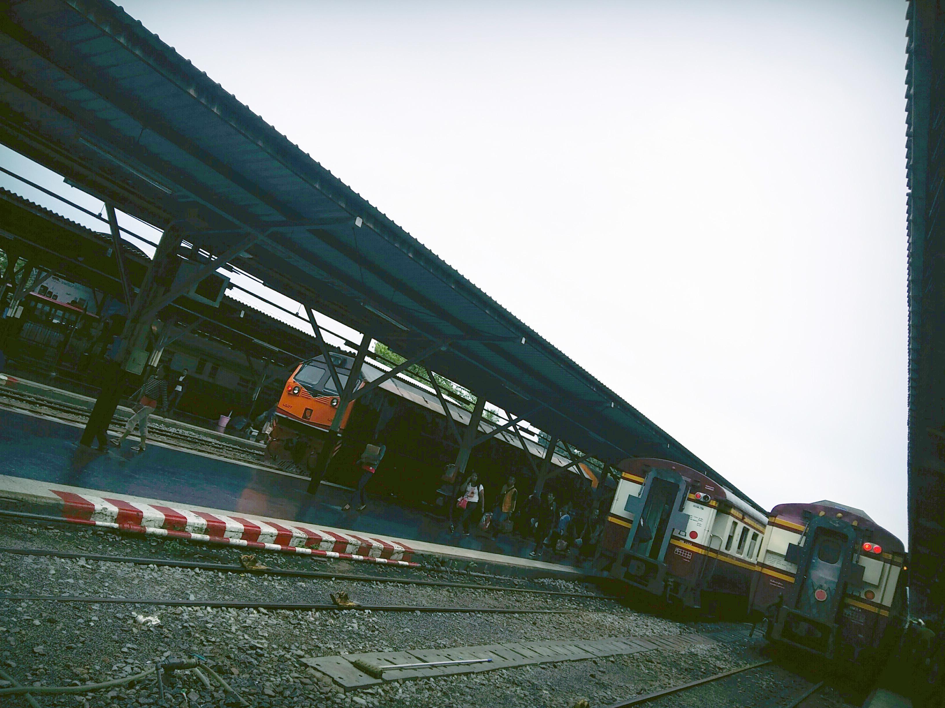 Stazione ferroviaria di Bangkok (Thailandia)