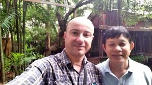 Io e Khamsing, il giardiniere di Terzani