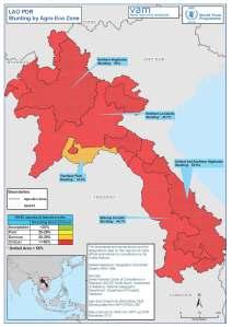 mappa del WFP