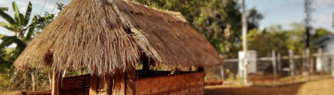 villaggio katu (Laos)