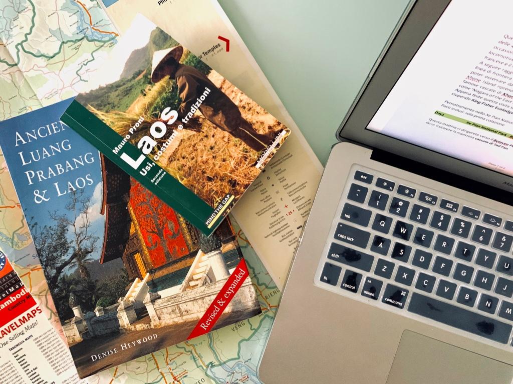 Laos, il libro di Mauro Proni