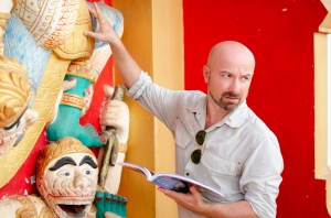 Mauro tour leader in Laos