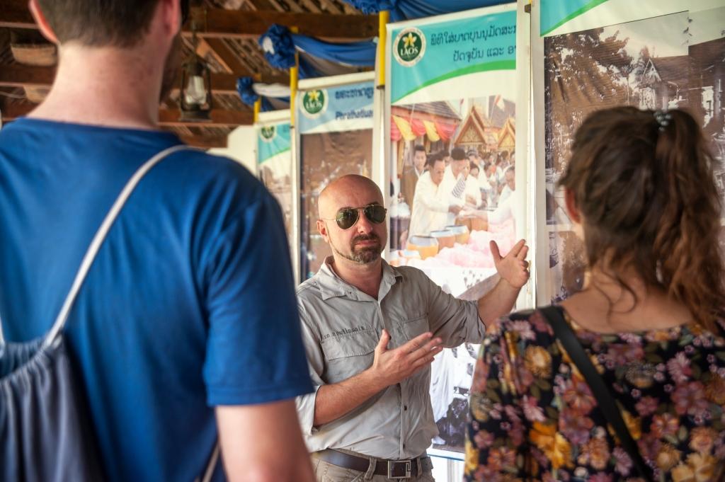 Guida turistica Laos - collaborazioni con tour operator