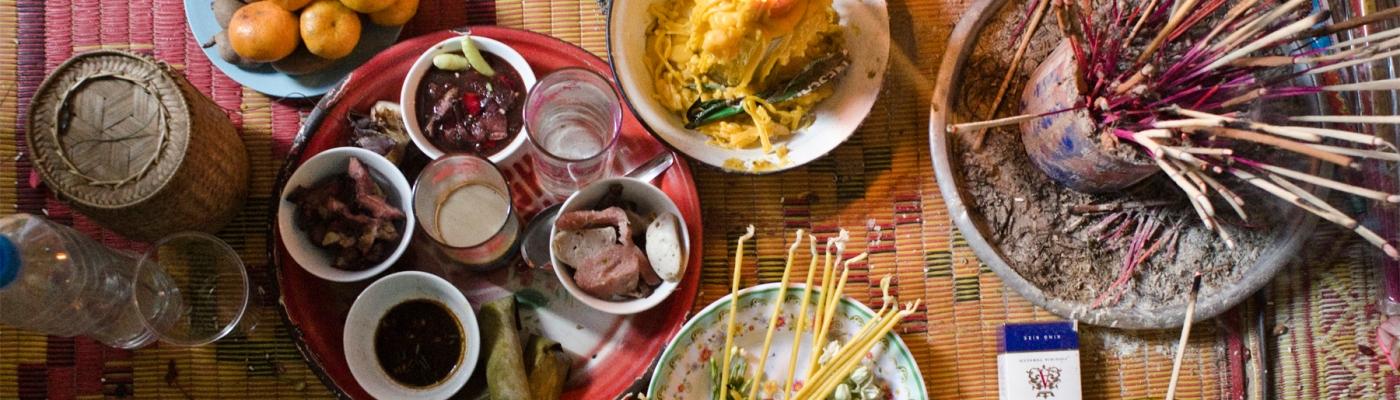 Laos - lo sciamano