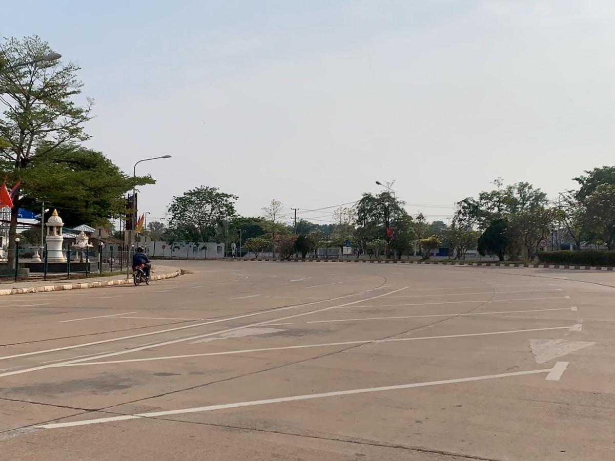 Frontiere chiuse Laos Thailandia