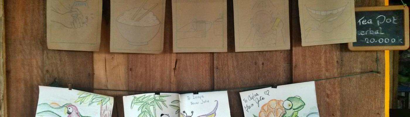 Kajsiab Project, la comunità di Houai Xai